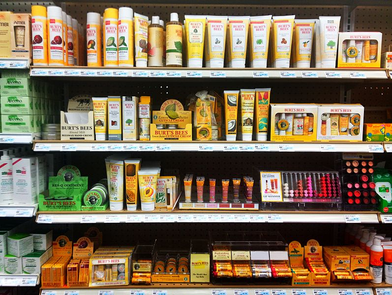 797px-Burt's_Bees_Products,_Sep_2012